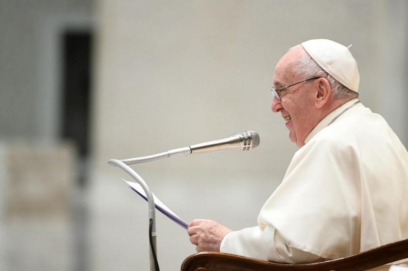 Katekese Paus Fransiskus pada Audiensi Umum – 13 Oktober2021