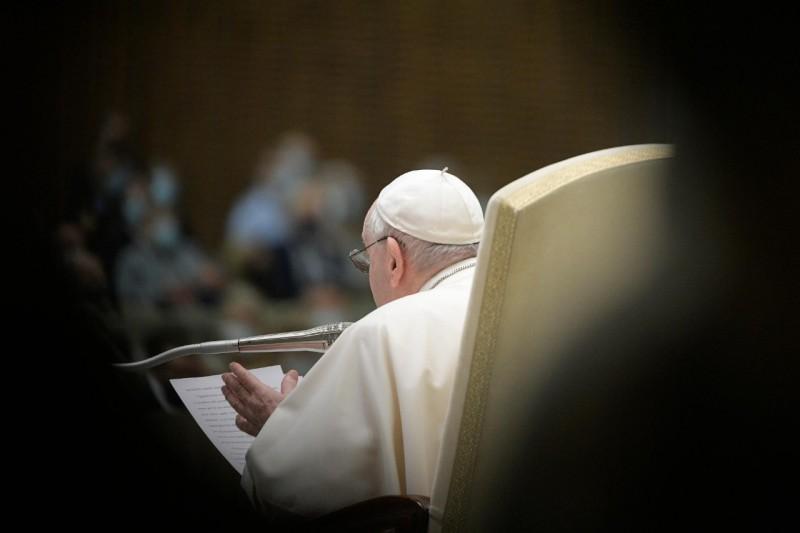 Katekese Paus Fransiskus pada Audiensi Umum – 20 Oktober2021